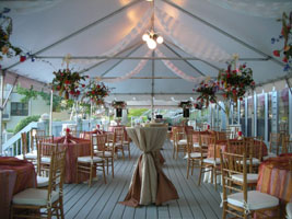 Party rentals in Vinton VA