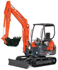 Where to find BACKHOE, MINI EXCAVATOR 6000 in Vinton