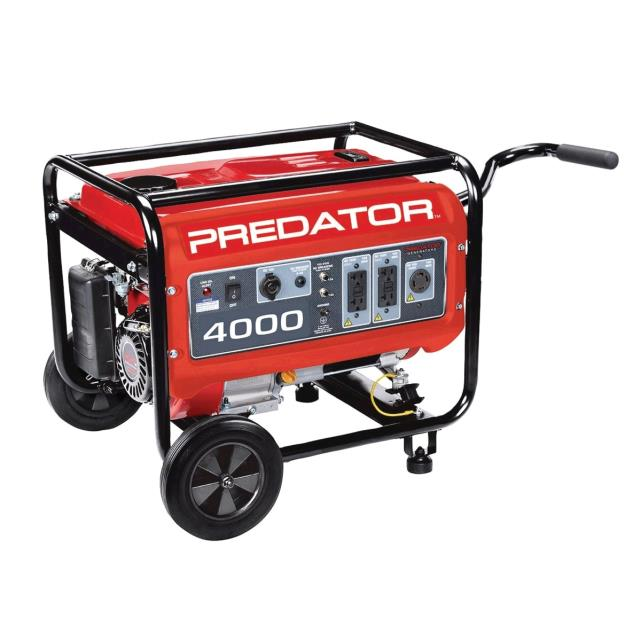 Where to find GENERATOR, 4000W in Vinton
