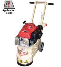 Where to find GRINDER, CONCRETE 11 HP GAS in Vinton