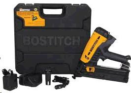 Where to find NAILER, BATTERY GAS 15GA. FINISH in Vinton