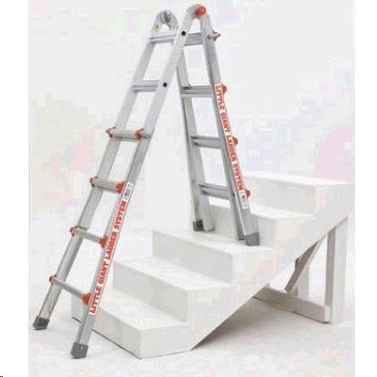 Where to find LADDER, STAIRWELL in Vinton