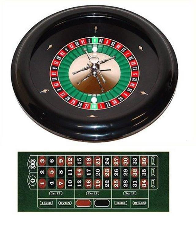 Where to find WHEEL, ROULETTE W LAYOUT in Vinton