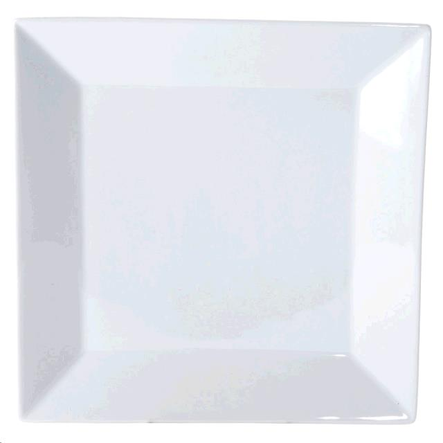 Where to find PLATE, 10 1 2  SQUARE WHITE GR in Vinton