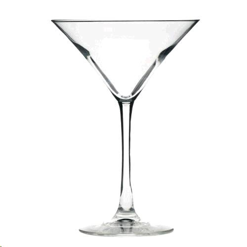 Where to find GLASS, MARTINI 9OZ GR in Vinton