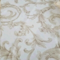 Where to rent TBLC, WHITE SHEER W TAN DESIGN 72X72 in Vinton VA