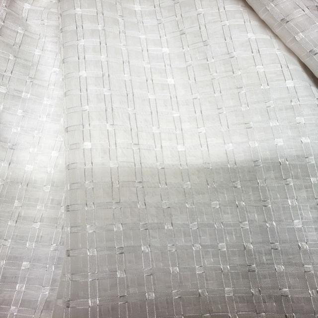 Where to find TBLC, WHITE SHEER CHECKED 72X72 in Vinton