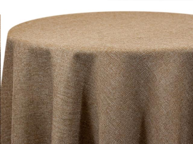 Where to find TBLC, BURLAP FAUX 120 in Vinton