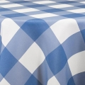 Where to rent BLUE   WHITE CHECKED LINENS in Vinton VA