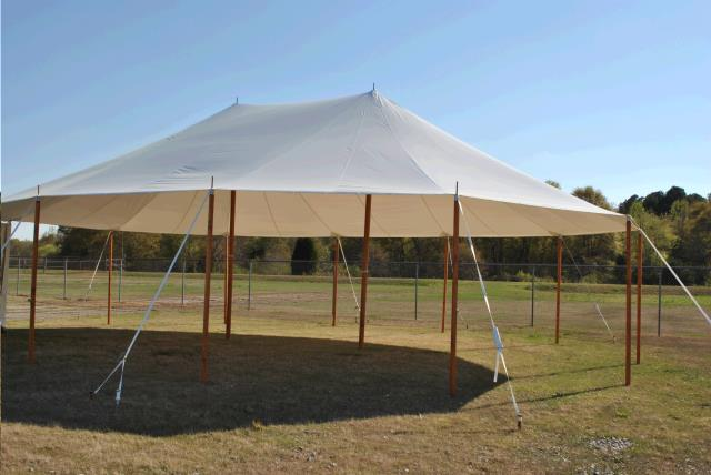 Where to find TENT, POLE 32X40 WHITE NANTUCKET in Vinton