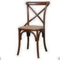 Where to find CHAIR, CROSS BACK-MEDIUM NATURAL in Vinton