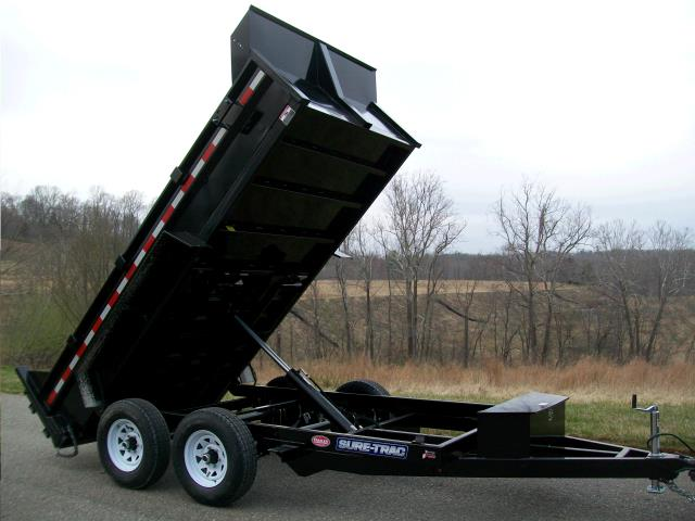 Where to find TRAILER, DUMP in Vinton