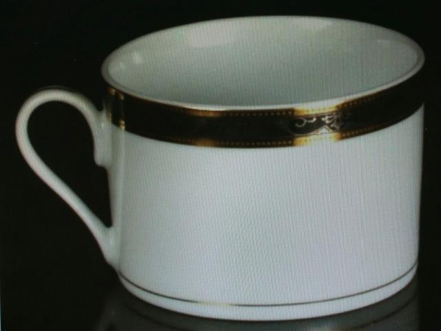 Where to find CUP, WHITE  W  GOLD BLK SILVER in Vinton