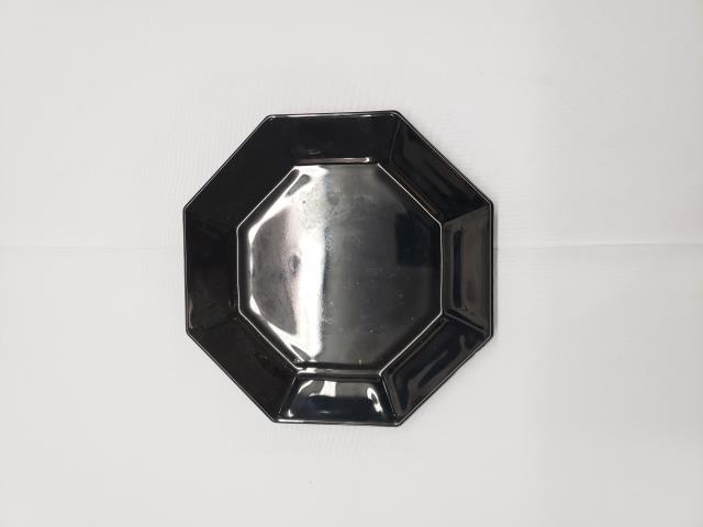 Where to find PLATE, 7  BLACK OCTAGON in Vinton