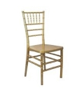 Where to rent CHAIR, CHIAVARI GOLD in Vinton VA