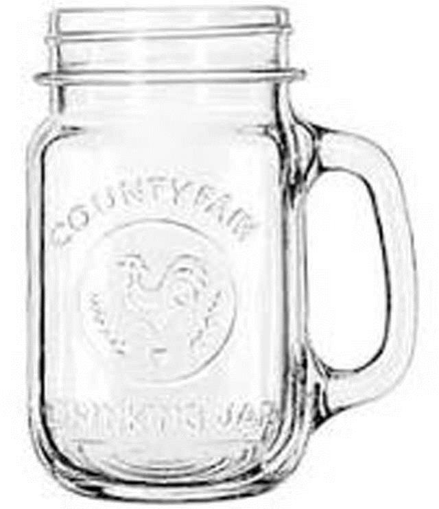 Where to find MUG, MASON JAR in Vinton