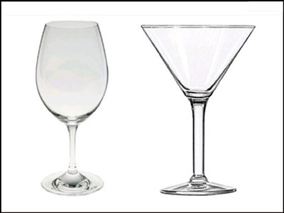 Rent Glass Stemware