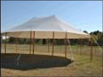 Rent Party & Wedding Pole Tents