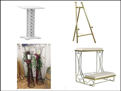 Rent Miscellaneous Wedding Items