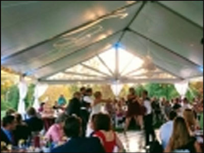 Rent Party & Wedding Frame Tents